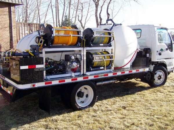 Custom Commercial Sprayers, Denver, Colorado - Quality